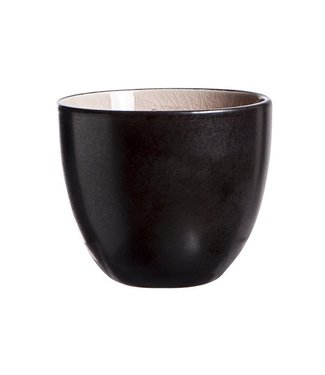 Cosy & Trendy Laguna-Old-Rose - Mocha cups - 14cl - Ceramic - (set of 6)