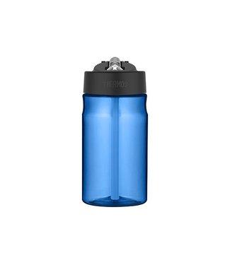 Thermos Intak Hydratatie Fles 355ml Blauwmet Rietje