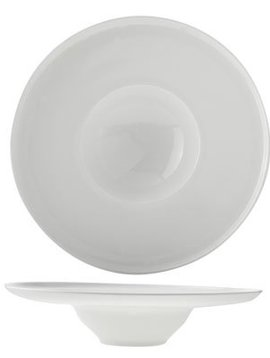 Cosy & Trendy For Professionals Privilege Gourmet Deep Plate 28cm Ivory