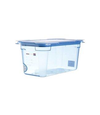 Araven Gnbox Blauw  Gn1-3 H150mm 6l-dekselairtight-bpa Free