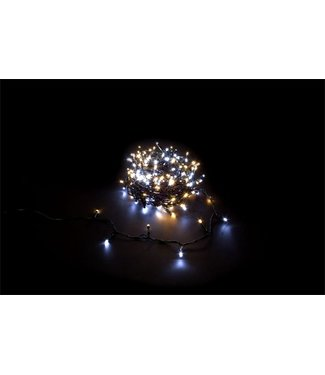Light Creations Duolight Led 20m 300l Warm And Cold Whitgreen Wire - Steady -24v Ext 3m