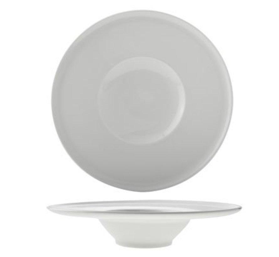 Privilege Gourmet Deep Plate 22cm Ivory