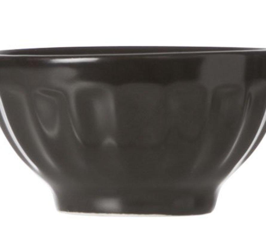 Black Aperopotje D6.5xh3.5cm Set 6