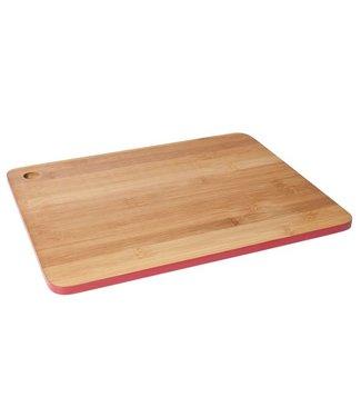 Cosy & Trendy Tabla de cortar Bamboo 35.8x25.1x1cm
