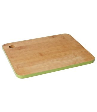Cosy & Trendy Cutting Board Bamboo 25.8x21x1cm (set of 10)