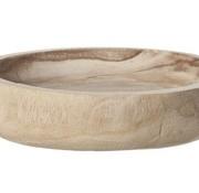 Cosy & Trendy Dish Wood 20x20x5cm