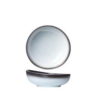 Cosy & Trendy For Professionals Vigo - Kommetje - Wit - D21cm - Porselein - (set van 6).
