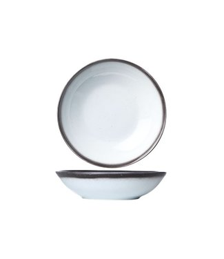 Cosy & Trendy For Professionals Vigo - Diep Bord - Wit - D22cm - Porselein - (set van 6).