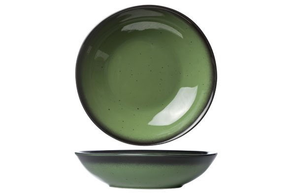 Cosy & Trendy For Professionals Vigo Emerald Diep Bord D22cm