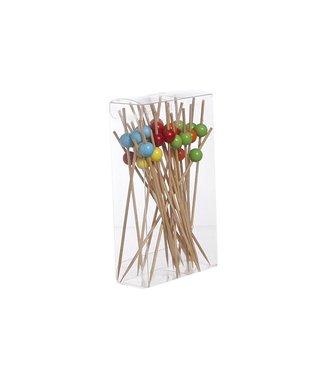 Cosy & Trendy Apero-picks 30pcs 12cm7x12x3cm Wood (set of 24)