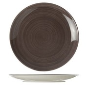 Cosy & Trendy For Professionals Twister Carbon Dinner Plate D27cm