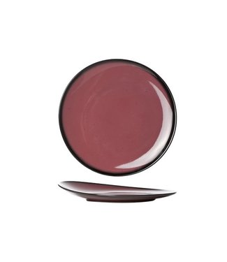 Cosy & Trendy For Professionals Vigo Indian Red Plat Bord D21cm