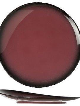 Cosy & Trendy For Professionals Vigo Indian Red Plat Bord D27cm