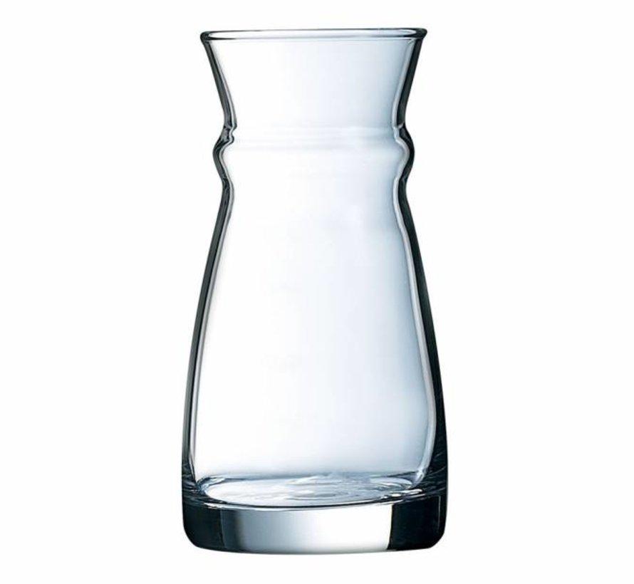 Fluid Caraf 0l25 (set van 12)