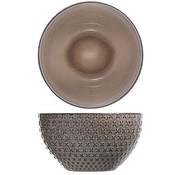 Cosy & Trendy Babylon Brown Bowl D13.5xh7.2cm