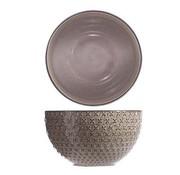 Cosy & Trendy Babylon Purple Bowl D15xh8.5cm (set of 6)