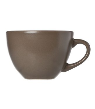Cosy & Trendy Serena Taupe Cup D9.2xh6.2cm 20cl (12er Set)