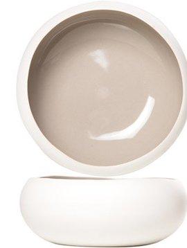 Cosy & Trendy Bao Shiny Mink Schaal D12xh4.5cm (set van 4)