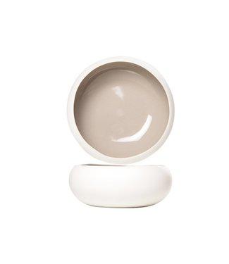 Cosy & Trendy Bao Shiny Mink Bowl D12xh4.5cm (set of 4)