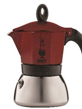 Bialetti Moka Induction Koffiekan 3t - Roodalle Vuren