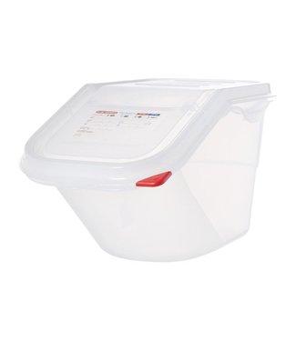 Araven Fifo Ingredient Box Gn1-1 7l  H200mm