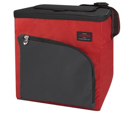 Thermos Cameron Cooler Bag  Red 15l 24can