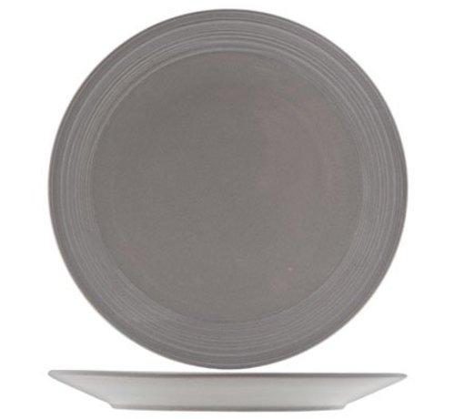 Cosy & Trendy Perseus Brown Rim Dessertbord D21cm