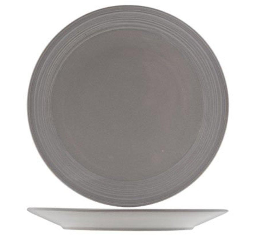 Perseus Brown Rim Dessertbord D21cm