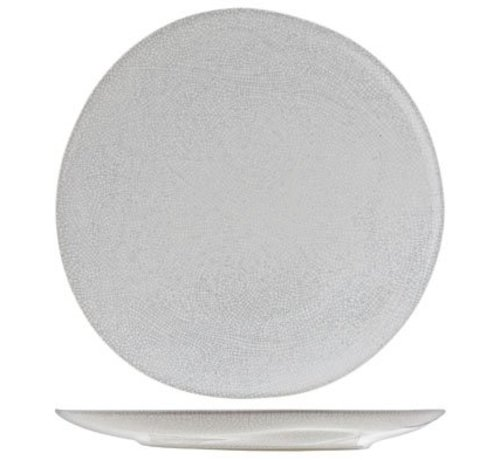 Cosy & Trendy Perseus White Dinner  Plate  D28.5cm (2er Set)