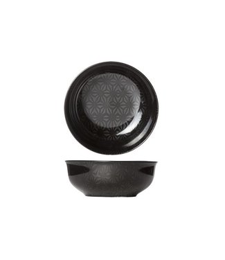 Cosy & Trendy Spider Black Bowl D16.5xh6.3cm