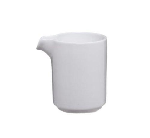 Cosy & Trendy Melkkannetje Wit Mini D6xh7.5cm - 10cl (set van 6)