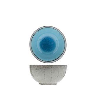 Cosy & Trendy Giana Blue Bol D13.5xh7cm (set van 6)