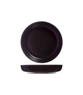 Cosy & Trendy Okinawa - Deep Plate - D21.8xh4.3cm - Ceramic - (set of 6)