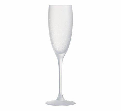 Luminarc La Cave Rose Champagneglas 17cl Set4frosted