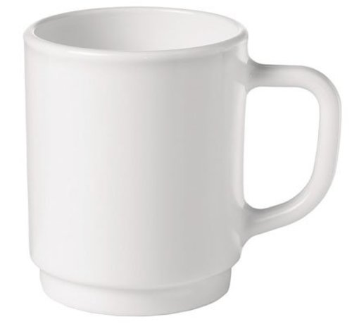 Bormioli Milky Tazza Mug 25 Cl (set van 24)