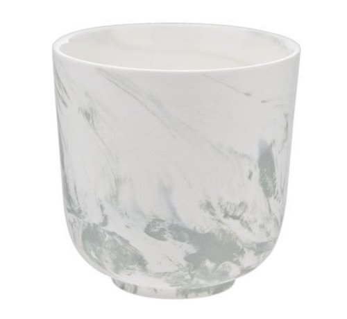 Cosy & Trendy Marble Green Cup D8.5cm Without Handle26cl (8er Set)