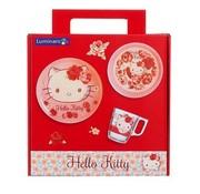 Luminarc Hello Kitty Rose Passion Kinderset