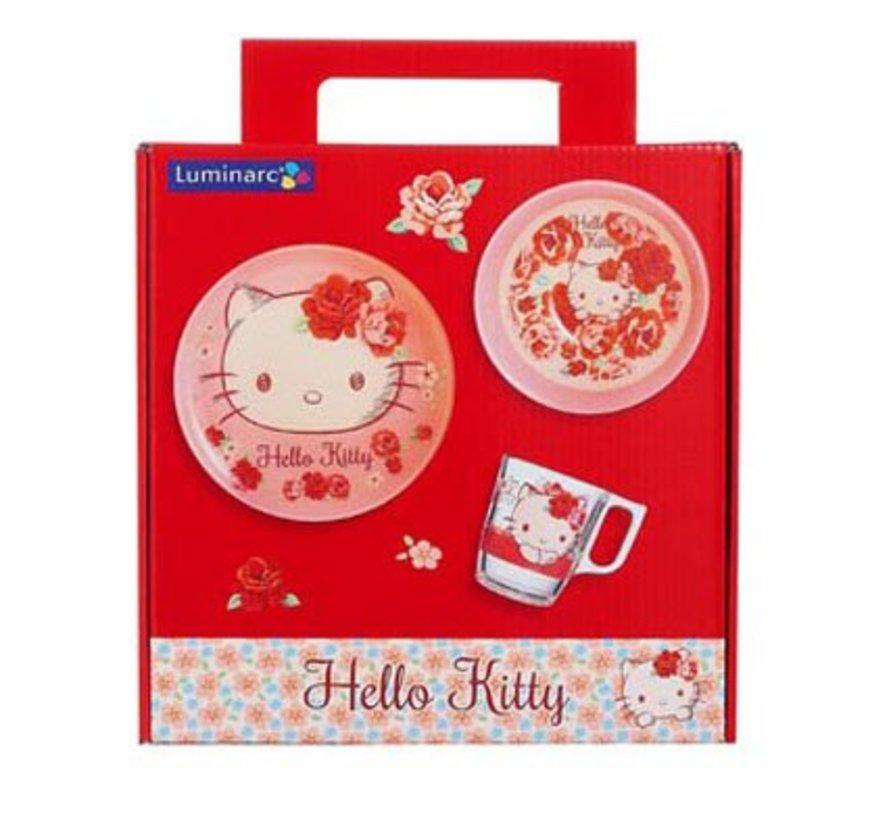 Hello Kitty Rose Passion Kinderset