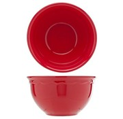 Cosy & Trendy Juliet Red Bowl Blinkend D15cm 62cl (set van 16)