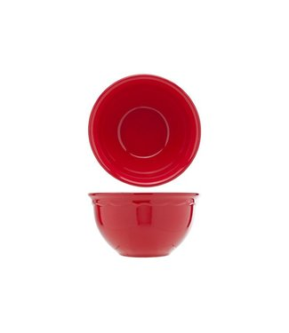 Cosy & Trendy Juliet Red Bowl Blinkend D15cm 62cl (set van 16)