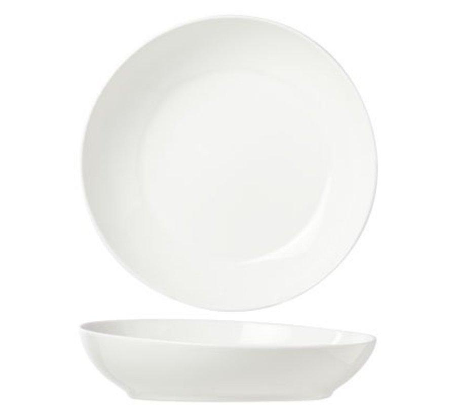 Buffet Rd Gourmet-pastabord D26cmh4.5-7cm (set van 3)