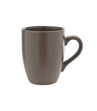 Cosy & Trendy Serena Taupe Mug D8.5cm 36cl (set of 24)