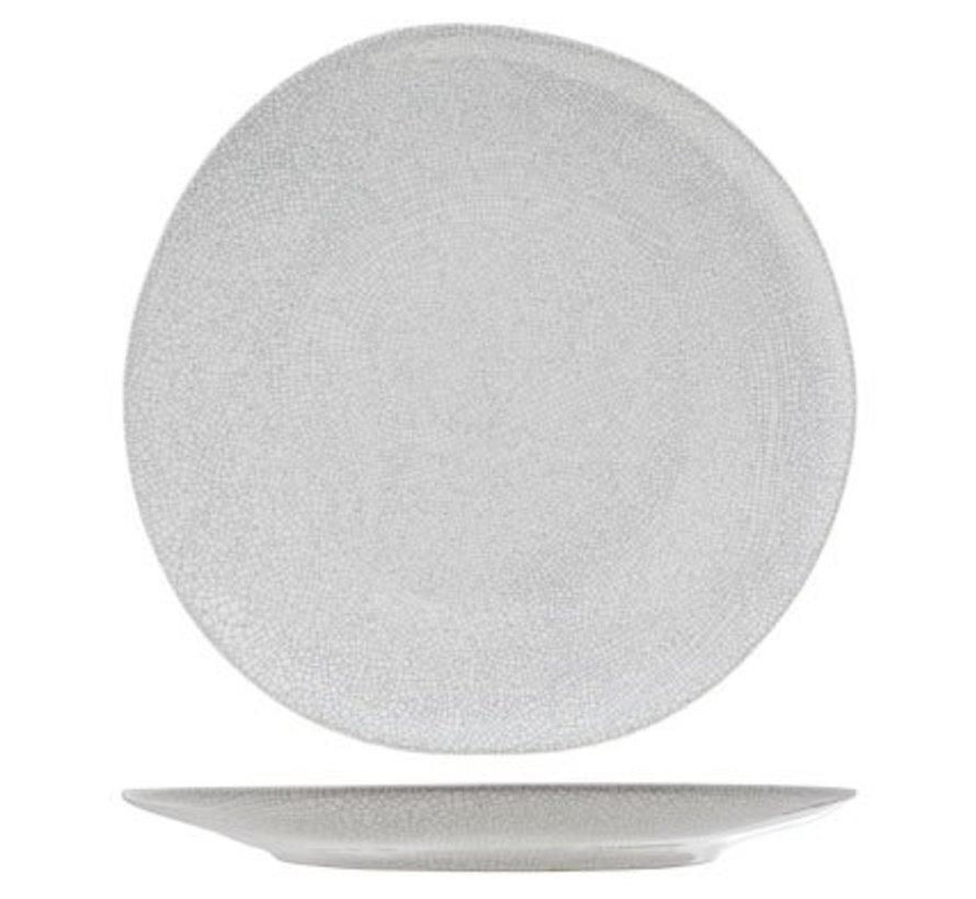 Perseus White Dinner  Plate  D32cm