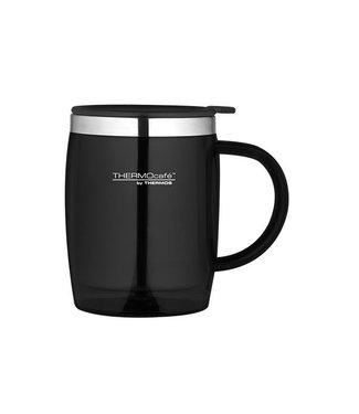 Thermos Desk Mug Zwart 0.45l9x9x12cm
