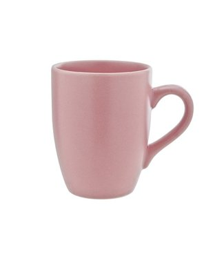 Cosy & Trendy Serena Pink Mug D8.5cm 36cl (set of 12)