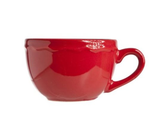 Cosy & Trendy Juliet Red Espresso Cup Bright 12.5cld8cm