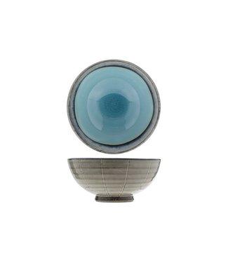 Cosy & Trendy Giana Blue Schaaltje D11.5xh5.3cm  - Aardewerk (set van 6)