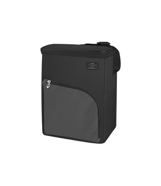 Thermos Cameron Cooler Bag  Black 9l 12 Can