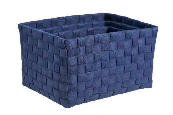 Cosy & Trendy Expert Mand Blauw Set3 Nylon 26x19x14cm23x17x12cm - 20x15x10cm
