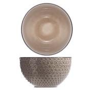 Cosy & Trendy Babylon Brown Bowl D15xh8.5cm